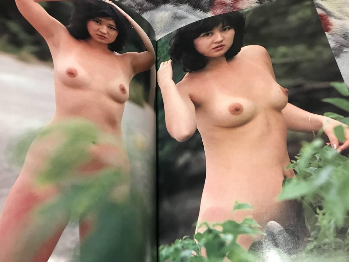昭和の美少女 ヌード