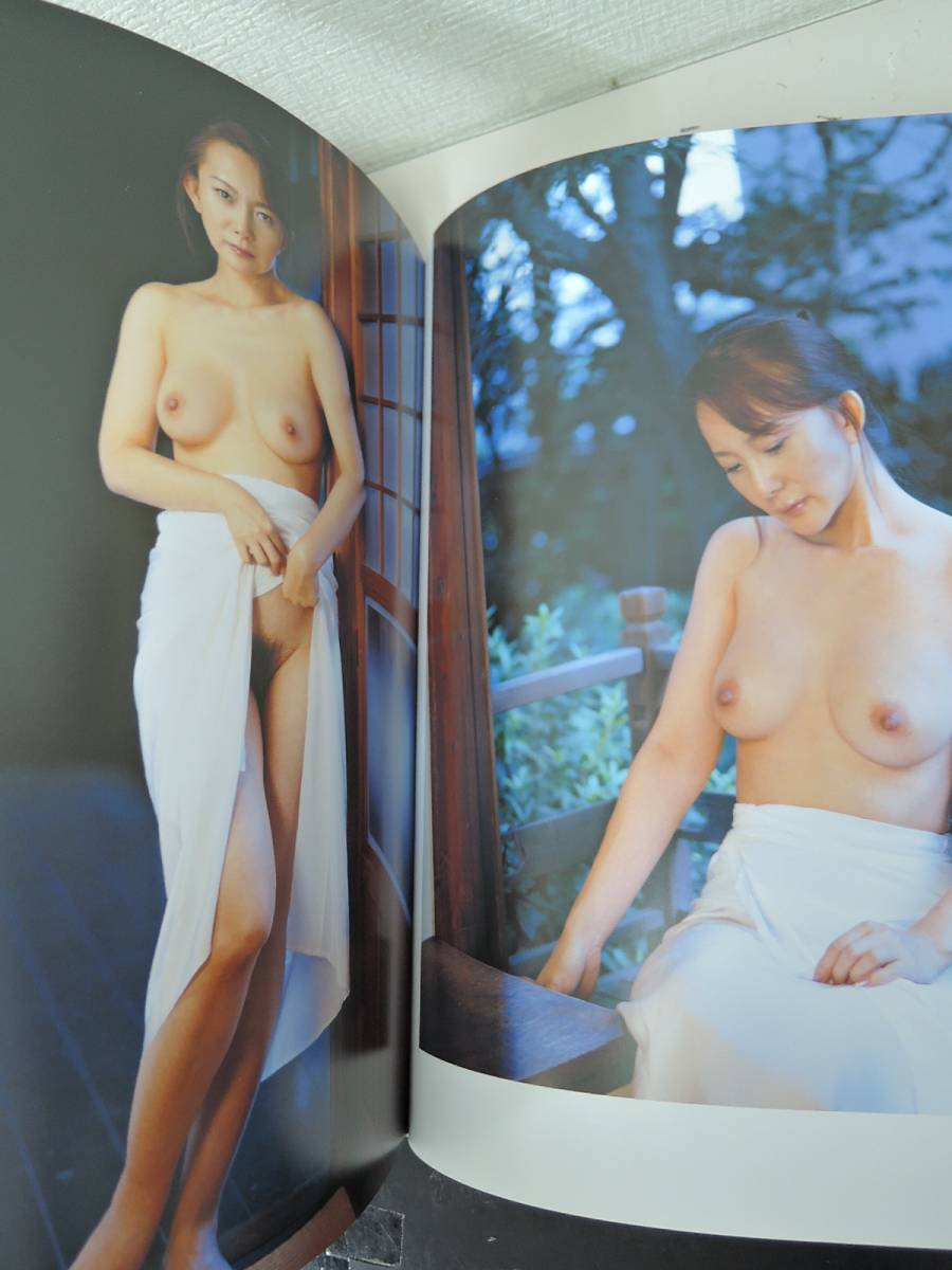 富士出版 熟女ヌード画像六十路